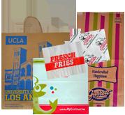 Custom Printed Food & Retail Bags