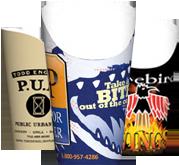 Custom Printed Fry Scoop Cups