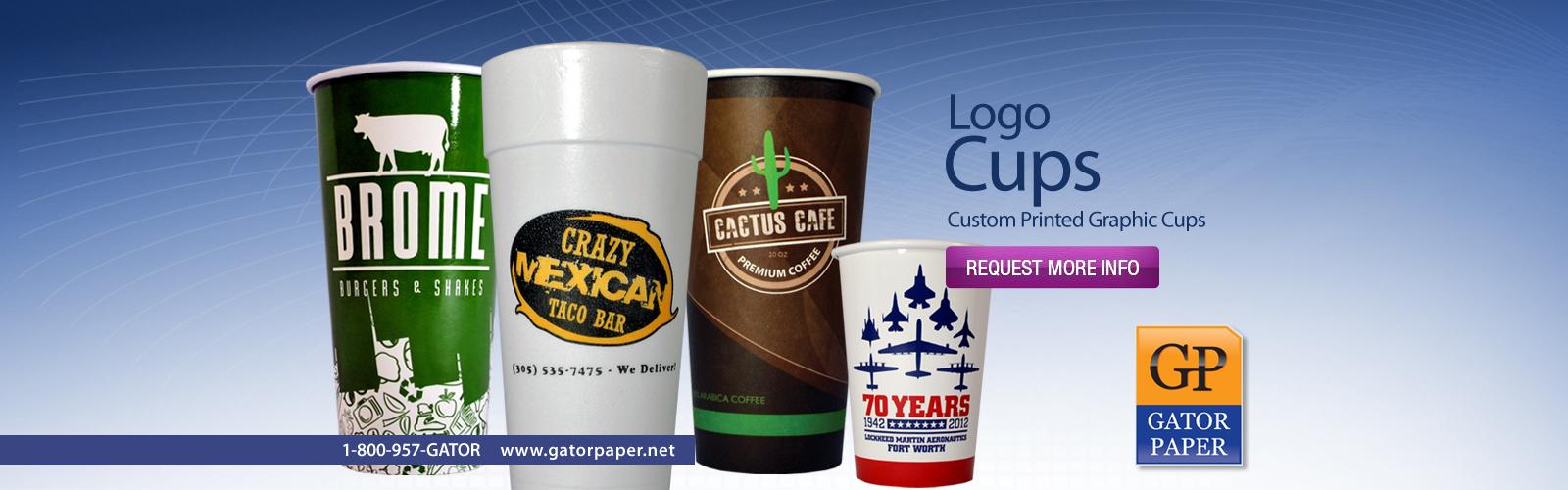 Gator Paper | Custom Printed Food Packaging Supplies