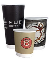 Double Walled Paper Cups – Conventional